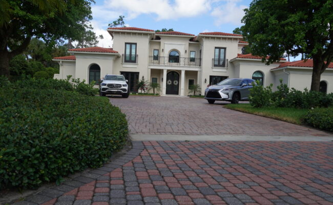Naples FL Pressure Wash and Seal A