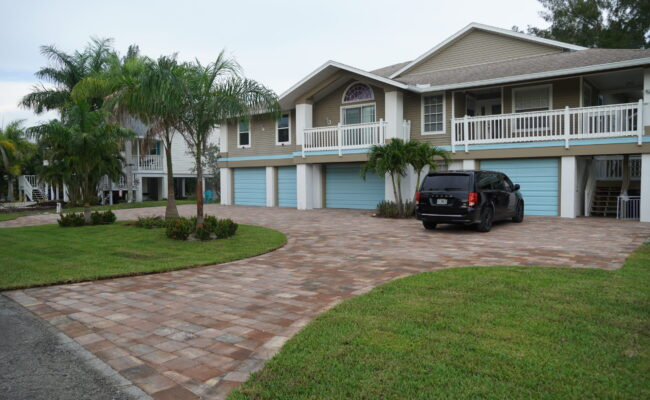 New Paver Driveway-To match home A